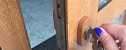 Upper Norwood locks change