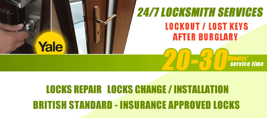 Crystal Palace locksmith services